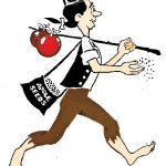 The Johnny Appleseed Approach to Life