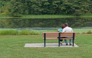 Do You Feel Safe Sitting on a Bench Enjoying a Summer Day?