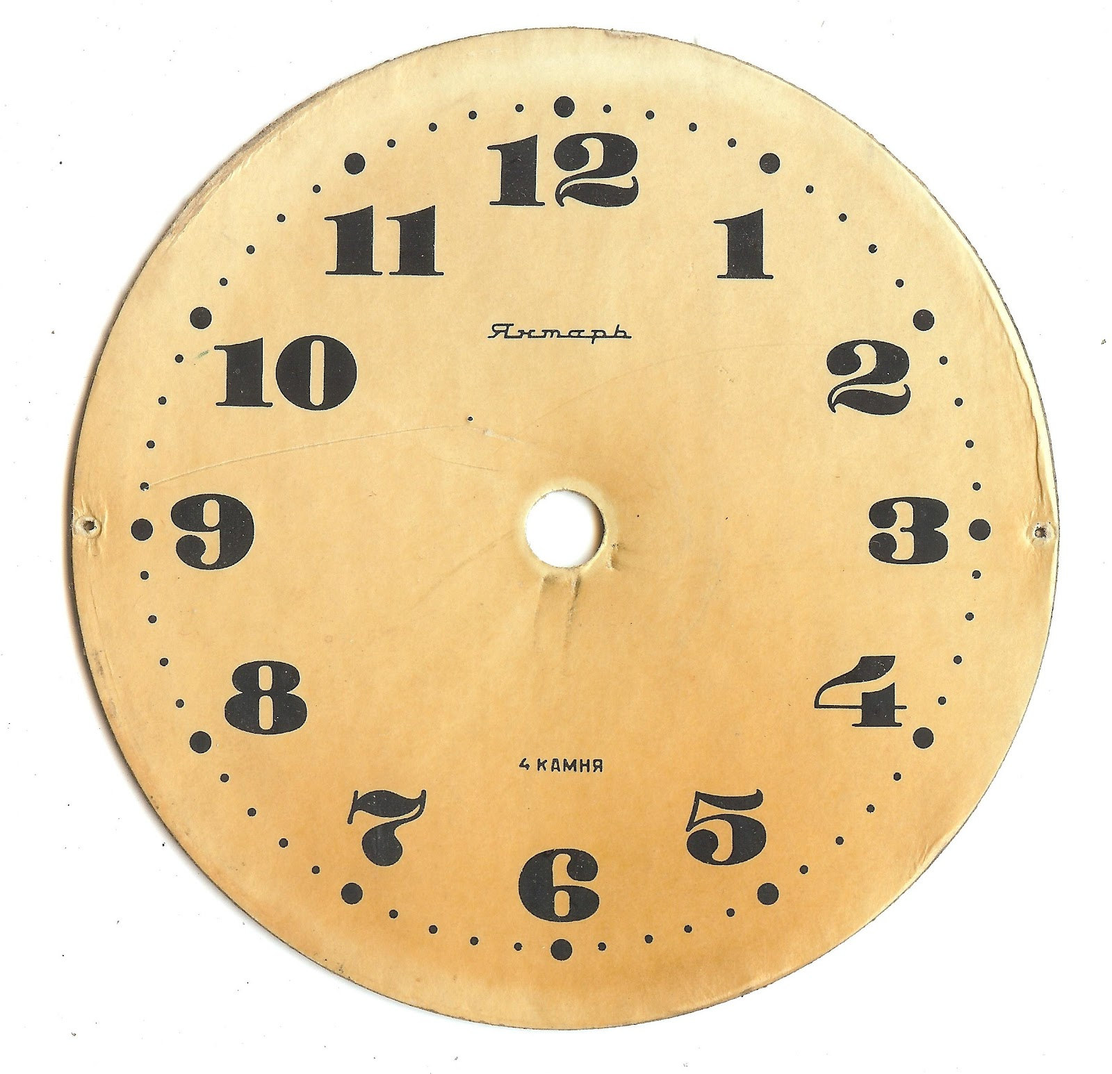 This is a picture of Witty Clock Face Images