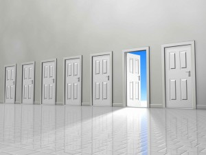 Are You Afraid to Open the Doors of Possibility? Fear Not!