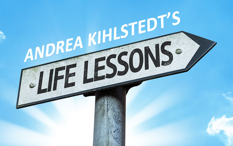 Andrea Kihlstedt's Life Lessons