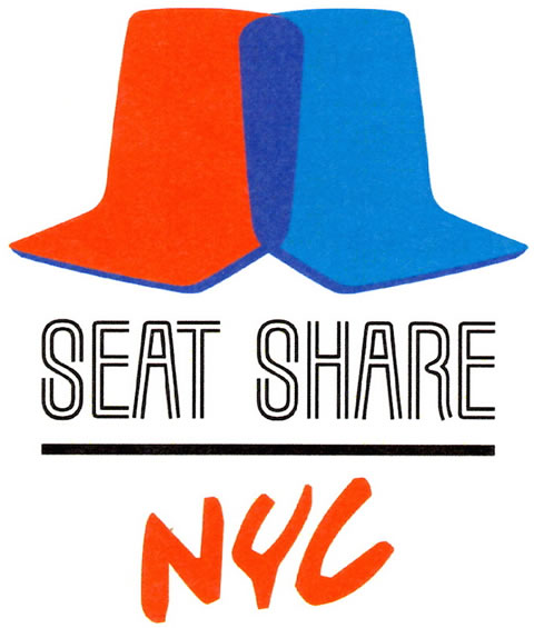 Seat Share - NYC - badge