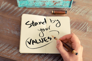 Would You Take a Stand for Your Values?