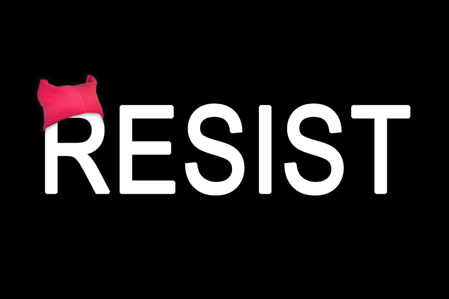 RESIST: Pussyhats Are Just the Start