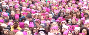 The Pussyhat: Knitting a Grass Roots Political Action Movement