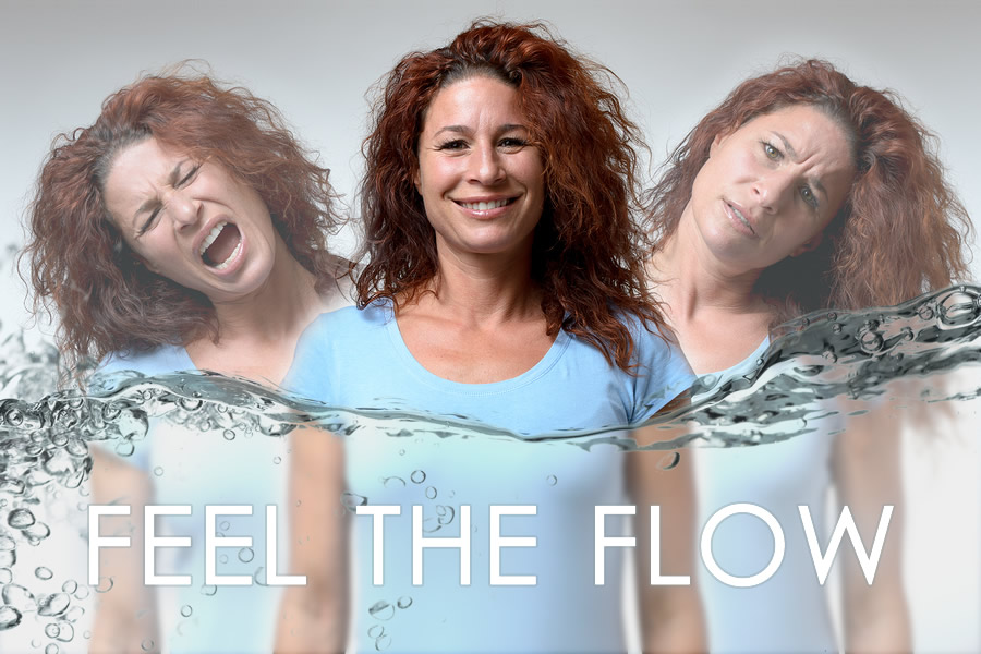 Feel the FLOW: Embrace Your Anxiety!