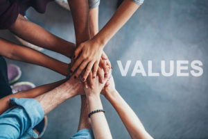 What Values Do You and Your Community Live By?