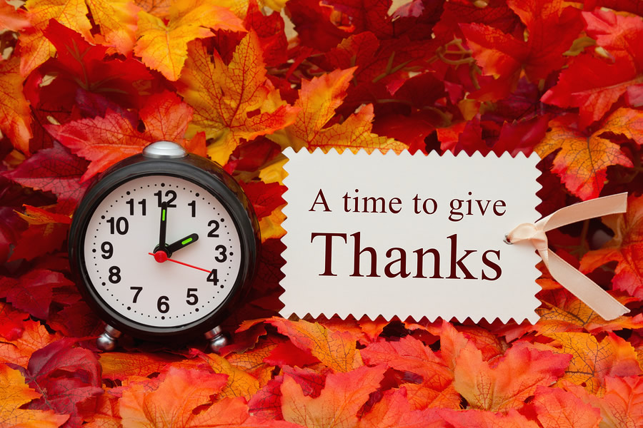 Small Gestures of Thanks and Appreciation Can Make a Big Difference